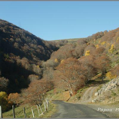 La page Auvergne