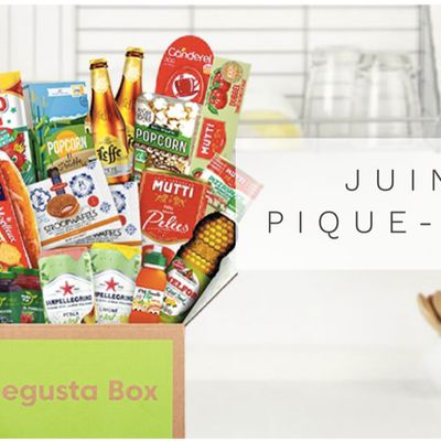 What's in the Degusta Box : Pique-nique - Juin 2019