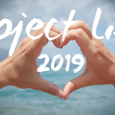 My project Life 2019