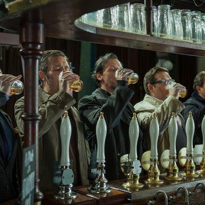 Le Dernier Pub Avant la Fin du Monde - d'Edgar Wright - 2013