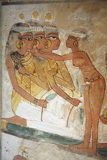 La lumière électrique chez les anciens Egyptiens