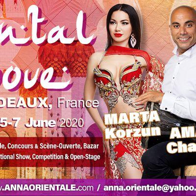 Oriental Groove 6 à Bordeaux