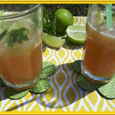 Virgin mojito au Thermomix