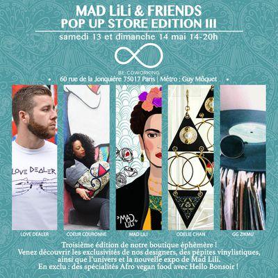 MAD LiLi & FRiENDS III ♡♕ Pop Up Store