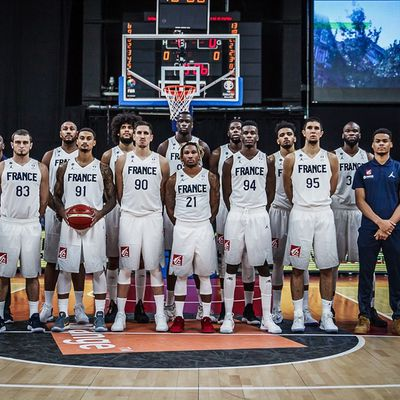 Retour sur la Team France Basket - Episode 1 & 2 pour la qualification à la Coupe du Monde 2019