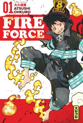Fire force, 1