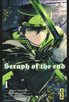 Seraph of the end, 1