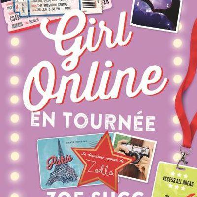 Girl Online en tournée