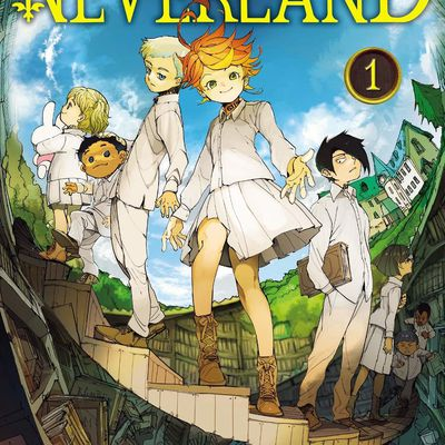 The promised neverland, 1