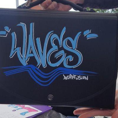 DEAPFUSION AU WAVES