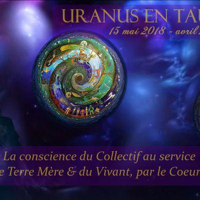 Uranus en Taureau - 2018/2026