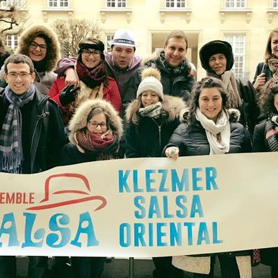JewSalsa at Limoud France : du 3 au 5 mars
