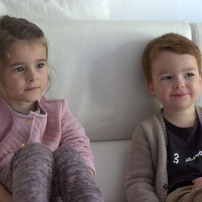 Camille, 3 ans