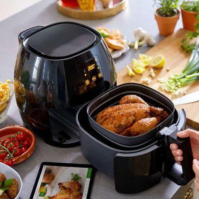 La friggitrice che rispetta la tua salute: Philips Airfryer  e mangi meno grassi