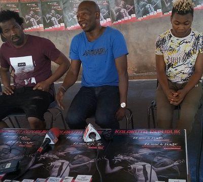 Burkina Faso/Bobo Dioulasso : Serge Aimé Coulibaly signe sa rentrée artistique