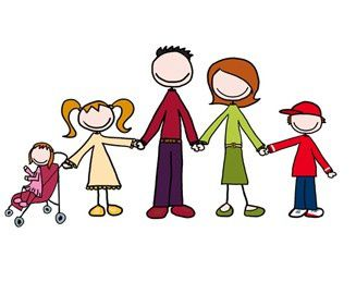 Fiche éducative : ma famille / my family