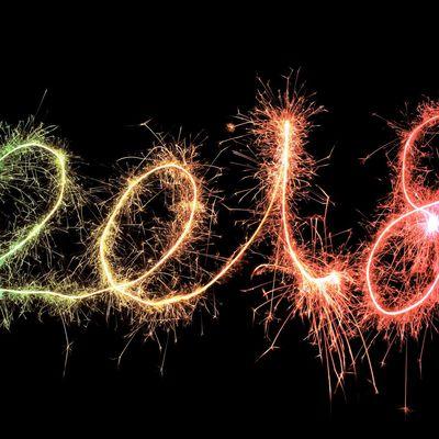 Bonne et heureuse année 2018.