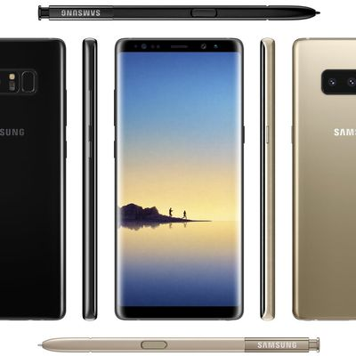 Le Samsung Galaxy Note 8 arrive ! Equipons le...