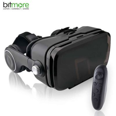 Test - Casque VR Universel Bitmore Eye Plus avec Télécommande Bluetooth