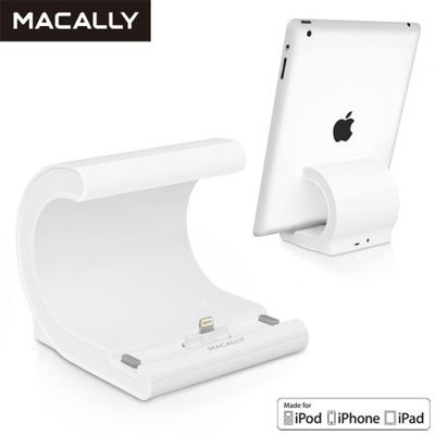 Test - Dock Chargement / Synchronisation Macally Lightning pour Ipad et Iphone