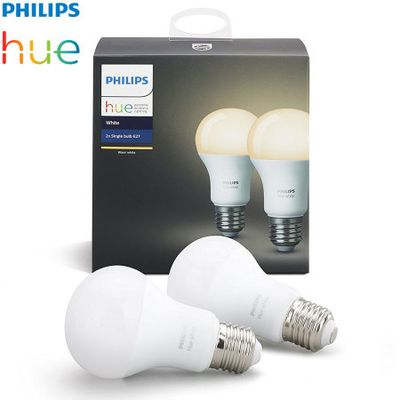 Test - Ampoule connectée Philips Hue LED White E27