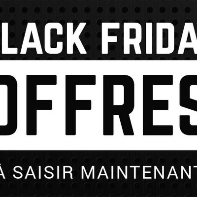 Départ de la Black Friday Week sur le site Mobile Fun!!