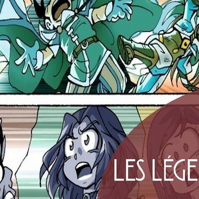 """Les Légendaires TV : Annulation du numéro de septembre et des """"TOPS 5"""""""