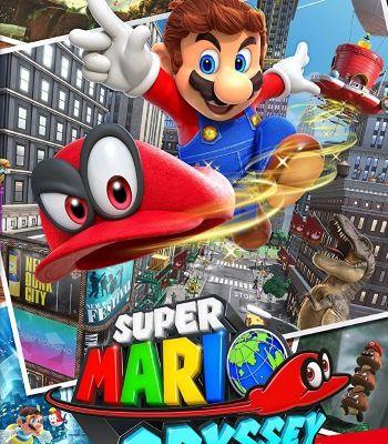 [Test] Super Mario Odyssey