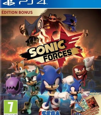 [Test] Sonic Forces