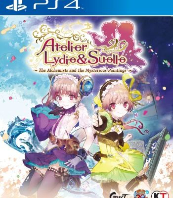 [Test] Atelier Lydie & Suelle : Alchemists of the Mysterious Painting