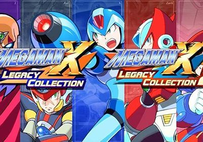 [Test] Megaman X Legacy Collection 1 & 2