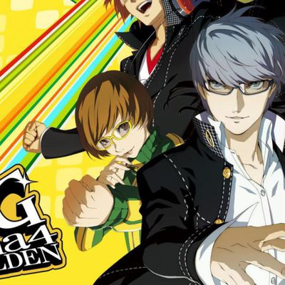 [Test] Persona 4 Golden PC Edition