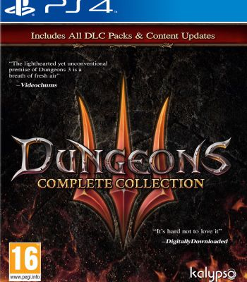 [Test] Dungeons 3 Complete Collection