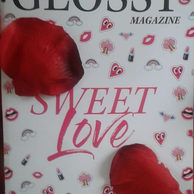 sweet love by glossybox