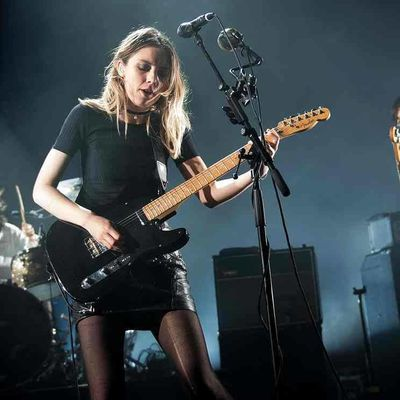 Wolf Alice still alive and .... Well ! 2018