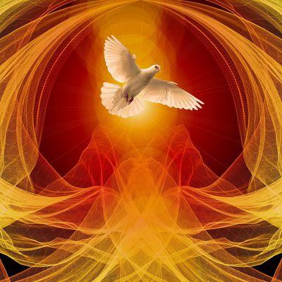 Pfingstpredigt am 31.5.2020:  Wenn uns Gottes Geist berührt