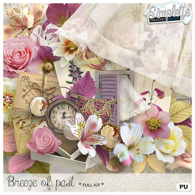 Breeze of Past - collection