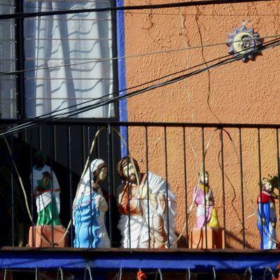 Deux images insolites de Cuernavaca