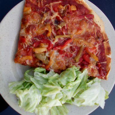 Comment alléger une pizza? Une pizza light (légère), c'est possible?