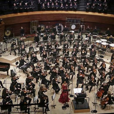 My home orchestra...