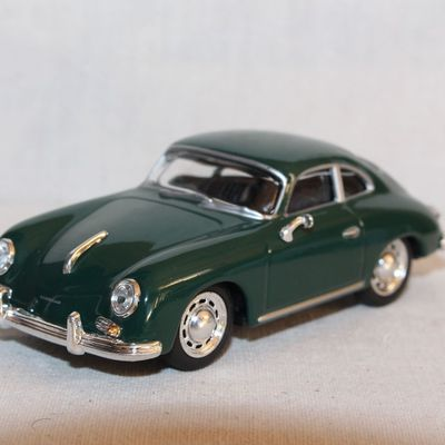 Porsche 356 A Carrera Coupe 1959