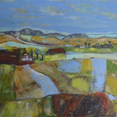 """Atelier - """"Paysage toujours changeant"""""""