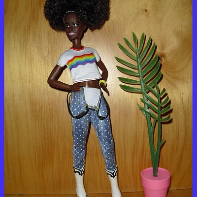 """""""Les coupes afro"""""""