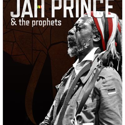 Jah Prince & the prophets + Shaman culture  @ l'Estaminet, Magny-les-Hameaux (78)