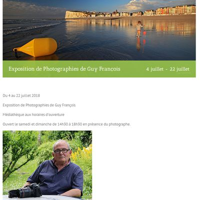 Exposition de Photographies de Guy François