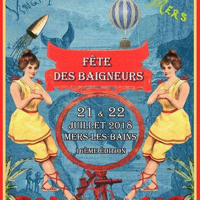 16 ème Edition Fête des baigneurs samedi 21 et dimanche 22  juillet 2018
