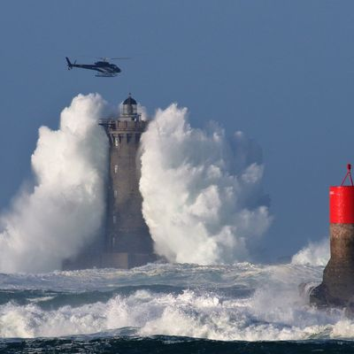 A l'assaut du phare du FOUR !