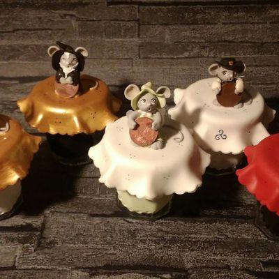 petites boîtes à dents de lait en porcelaine froide...