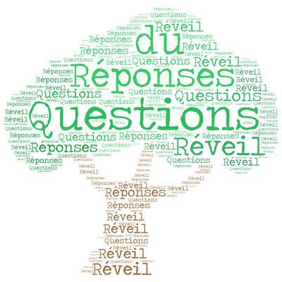 Questions-Réponses: Utilisation d'articles du Réveil...