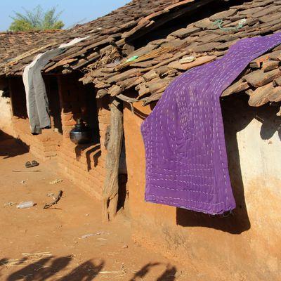 Villages de l'Inde